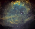 SH2-261 in neue Hubble Farben aus Berlin_1