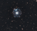 Katzenaugen Nebel NGC6543_2