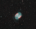 M27 in Ha & OIII_1